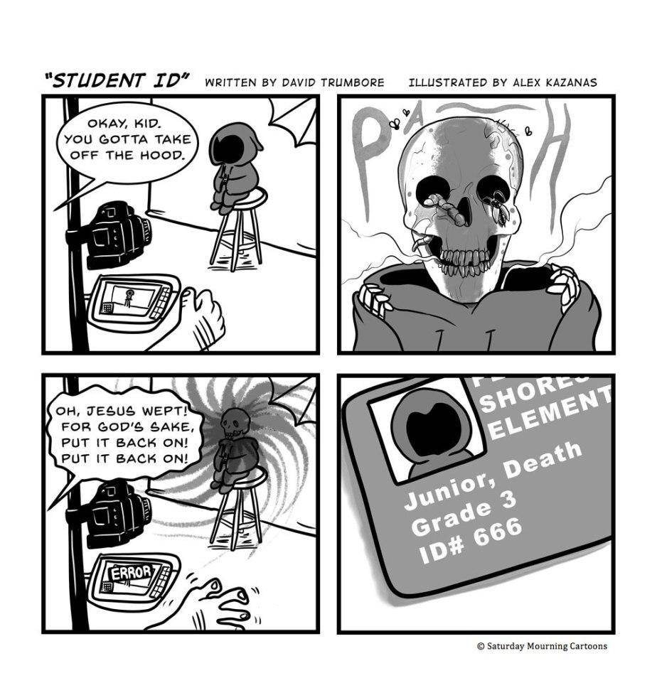 death-jr-comics-001-student-id